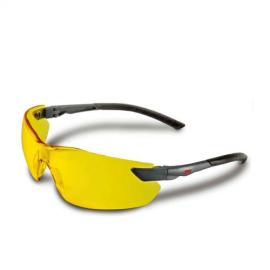 3M 2822 Sarı Lens Güvenlik Gözlüğü Sarı AS/AF
