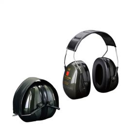 3M H520F Optime-II Katlanabilir Başbantlı Kulaklık