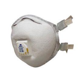 3M 9925 FFP2 Toz, Sis, Kaynak Dumanı Maskesi (Tek Kullanımlık) (10 Adet)