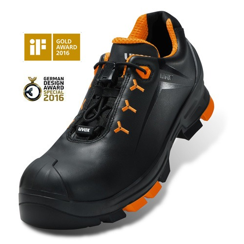 Uvex 2 6502 S3 Ayakkabı