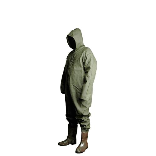 6300C Çizmeli Boy Tulum Yağmurluk
