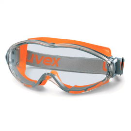 Uvex 9302 Ultrasonic Polikarbonat Lens Tam Kapalı Gözlük